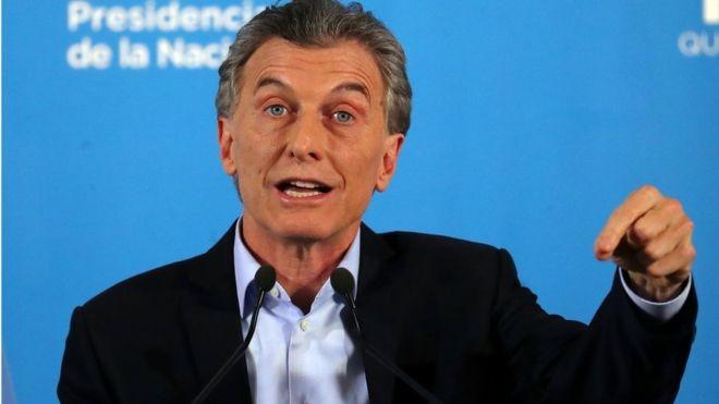 Macri participará de la Cumbre Internacional del Cambio Climático