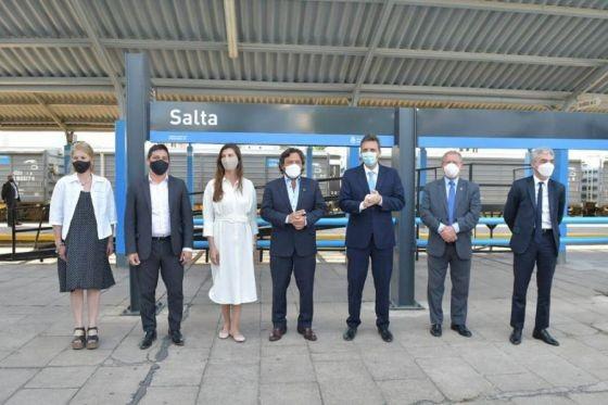 Salta recibirá $40 mil millones para inversión en obras de transporte