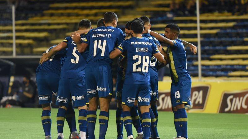 Rosario Central se impuso ante Godoy Cruz