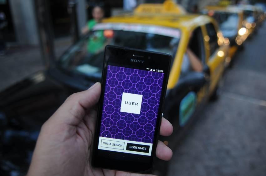Uber hace pie en Salta