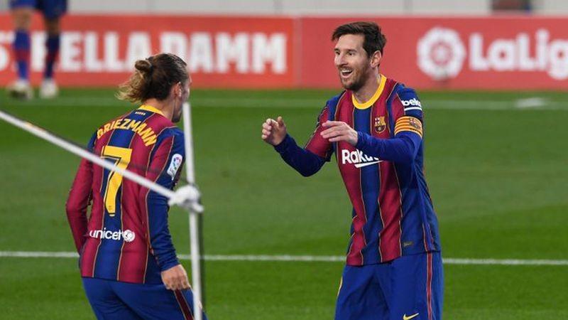 Barcelona gano con gran victoria sobre el Betis