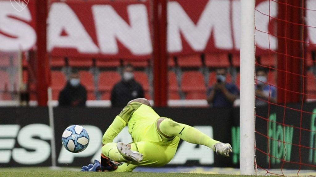 Independiente empató con Colón en un final emocionante