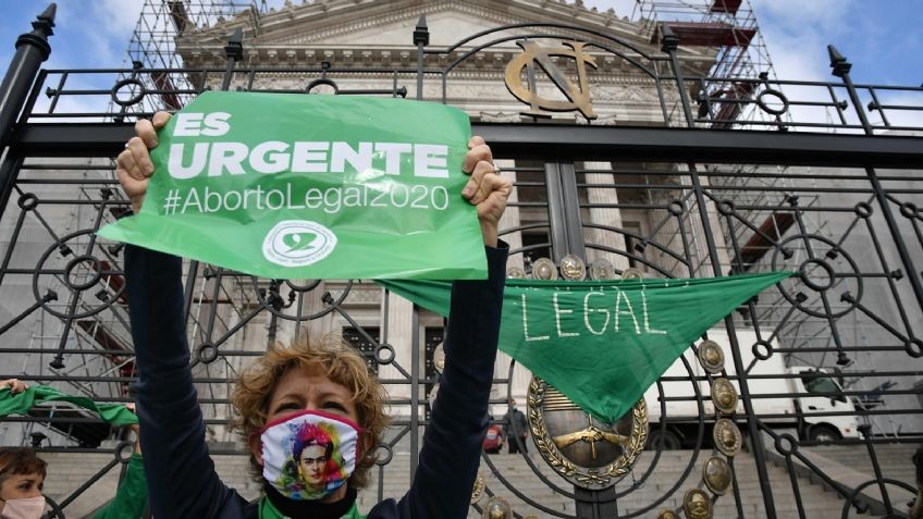 Mandarán al Congreso el proyecto de ley sobre el aborto legal