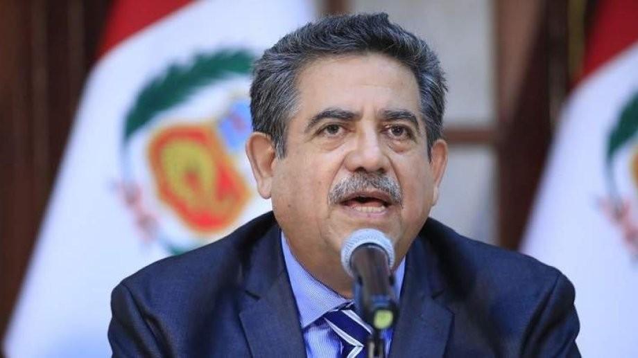 Manuel Merino es el nuevo Presidente de Perú
