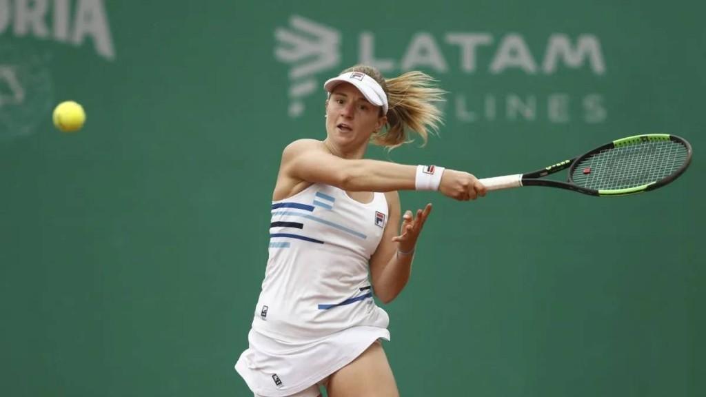 Podoroska volvió con un triunfo en dobles en Austria