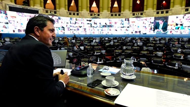 La Cámara de Diputados sesión especial trata diversos proyectos