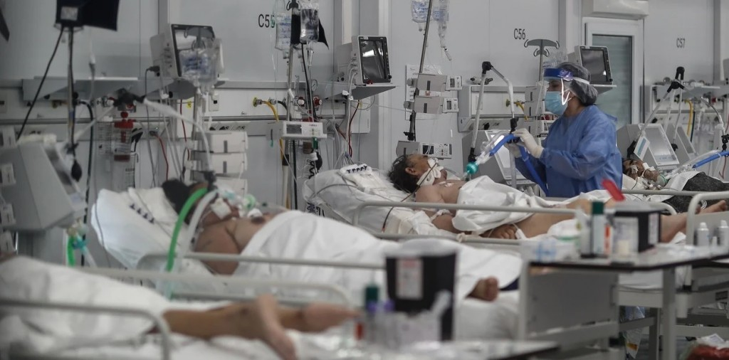 Argentina sumó hoy 348 muertes y 10.880 nuevos contagios de coronavirus