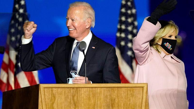 Joe Biden ganó con 306 votos contra 232 de Donald Trump