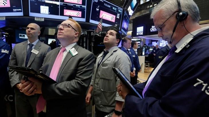 Wall Street cerro en su nuevo récord histórico