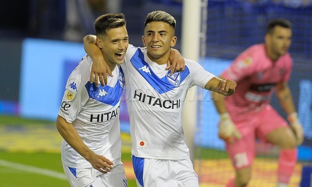 Vélez venció con lo justo a Patronato