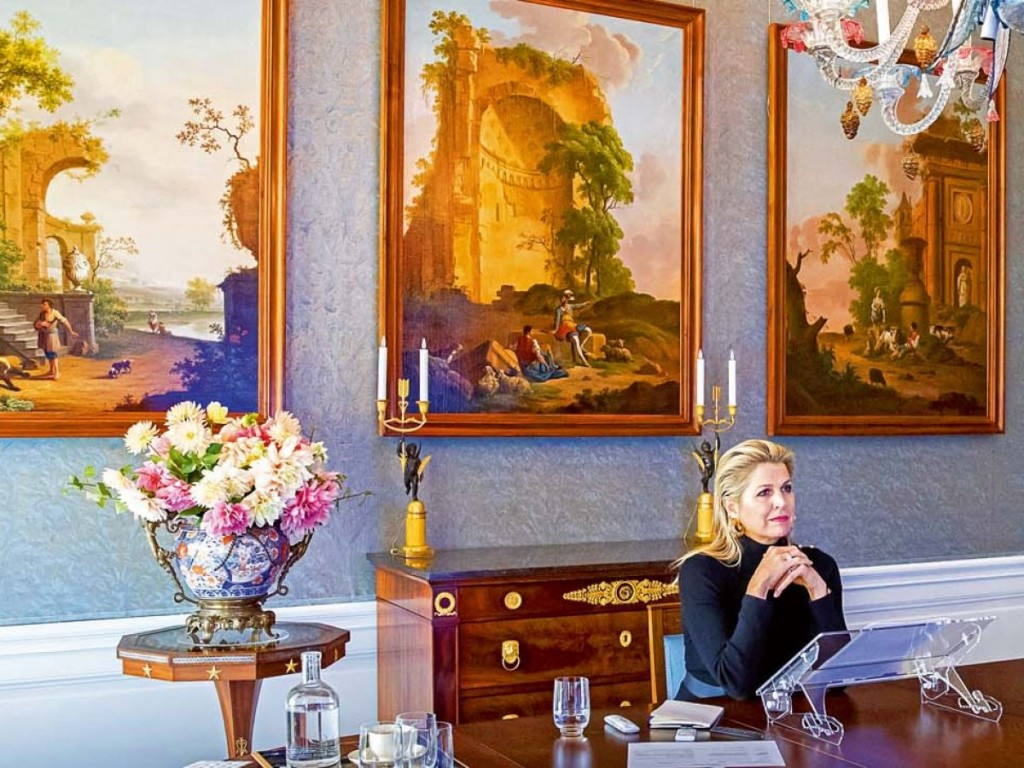 Máxima de Holanda: en la cumbre de las mujeres líderes de Vietnam