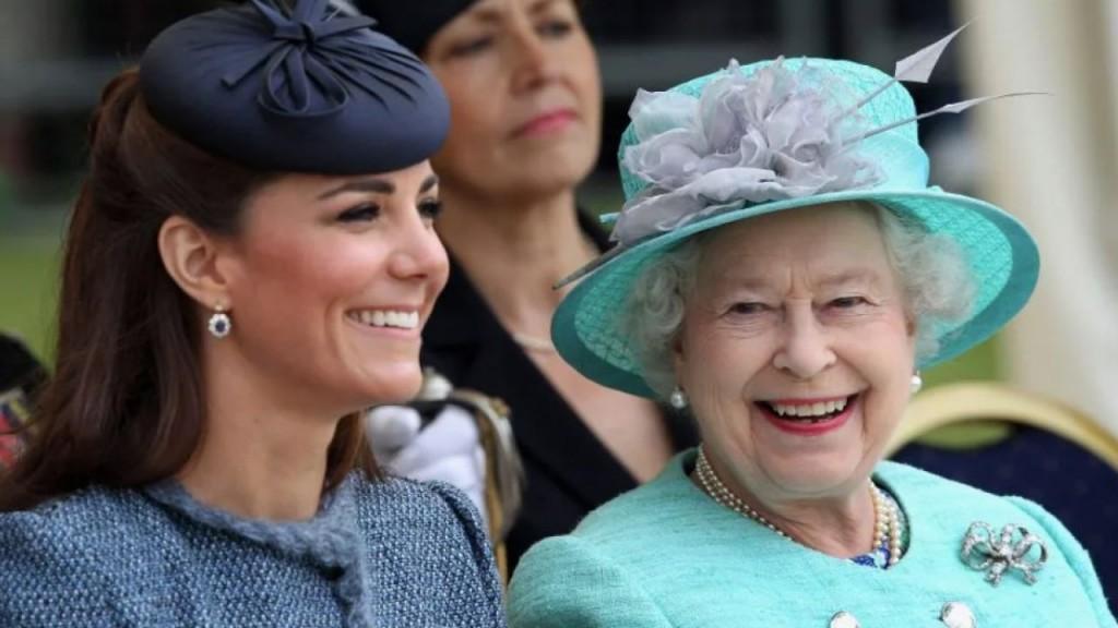 La mujer del príncipe William desea se reina