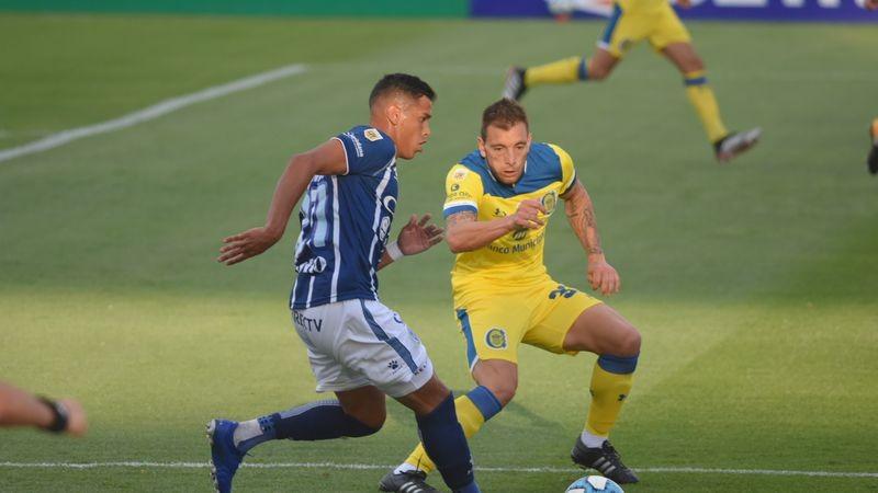 Rosario Central le ganó a Godoy Cruz EN VIVO