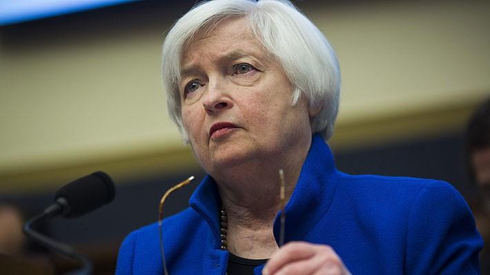Janet Yellen  es la futura secretaria del Tesoro de EEUU