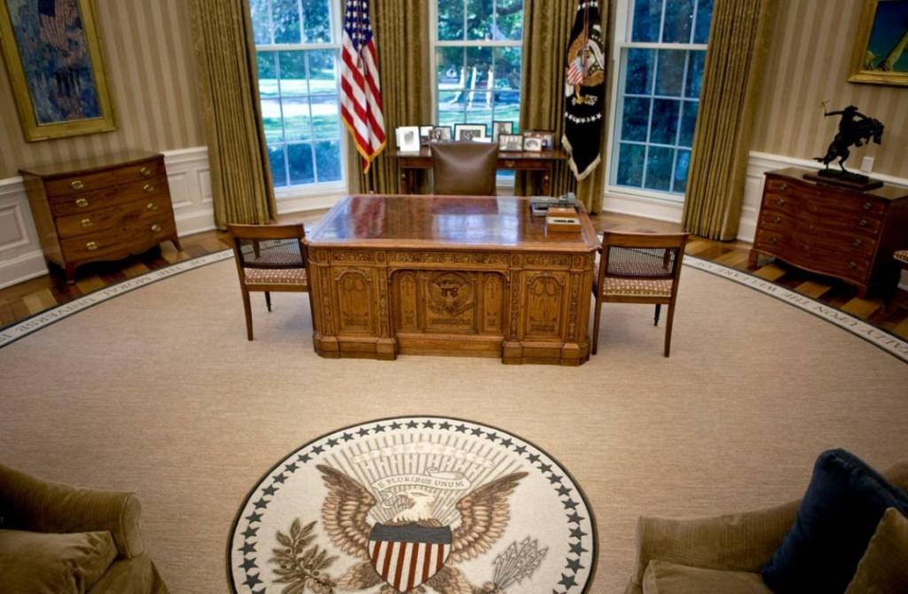 Trump habilitó la transición presidencial con Biden