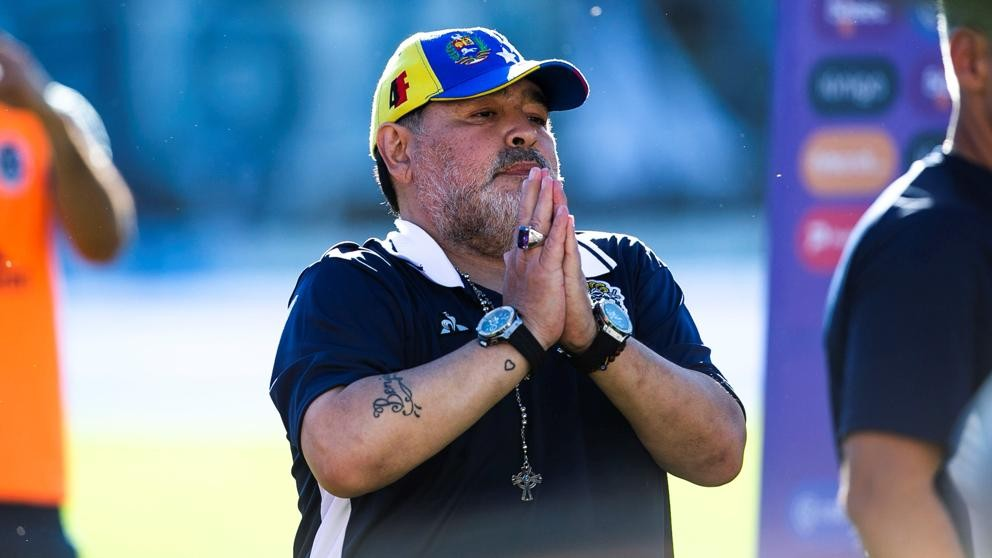 Murió Diego Armando Maradona