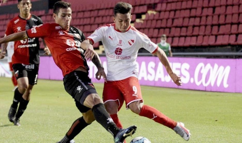 Independiente le ganó a Colón y se clasifica EN VIVO