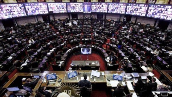 Diputados debate la quita de coparticipación a la Ciudad. EN VIVO
