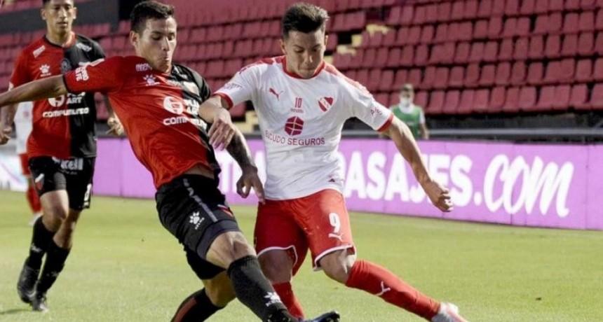 Independiente le ganó a Colón y se clasifica