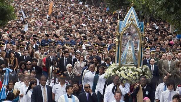 Inician en Catamarca los cultos en honor a la Virgen del Valle