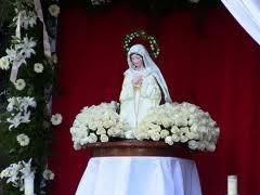 Procesión de la Virgen del cerro