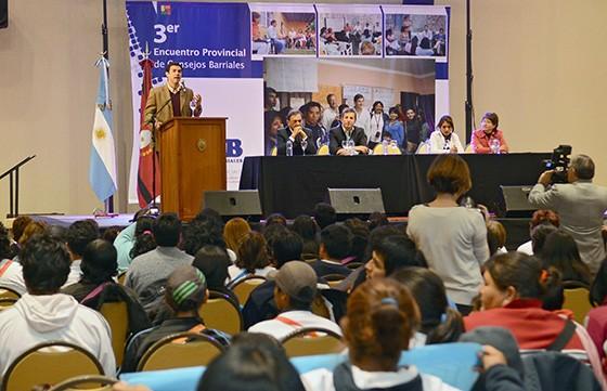 Cuarto Encuentro Provincial de Consejos Barriales