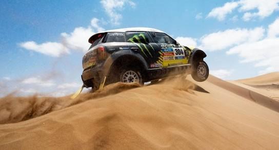 Más fondos para el Rally Dakar