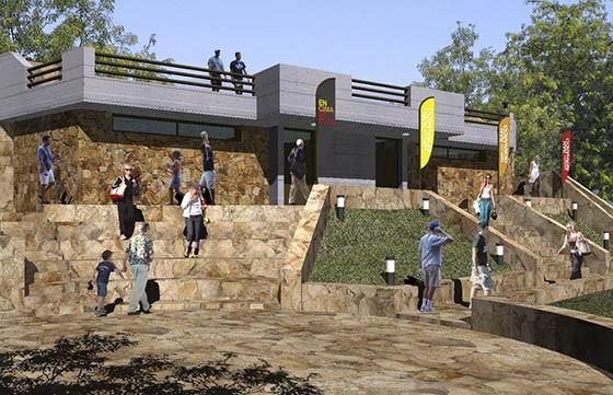 Se inaugurarán hoy los nuevos sanitarios en el Cerro San Bernardo
