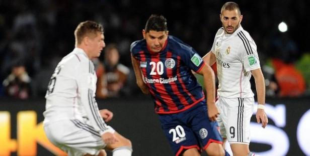 Mundial de Clubes:Real Madrid Gano ampliamente