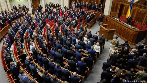 Ucrania abandonó su neutralidad como Estado no alineado