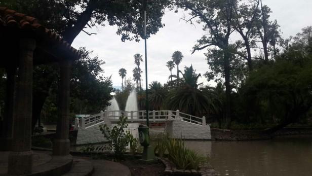 Habilitadas las obras del lago del parque San Martín
