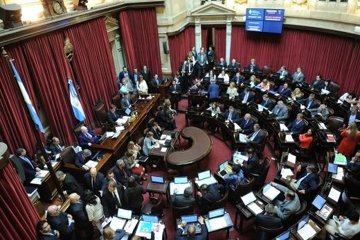 Juran los senadores que se incorporarán el 10 de diciembre a la Cámara alta