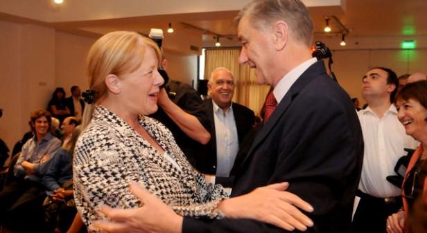 Stolbizer: Denunció a la presidenta Cristina