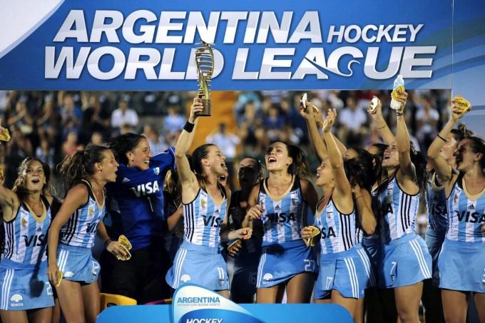 Las Leonasle dieron a la Argentina su primera Liga Mundial