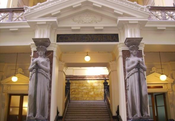 Corte Suprema: Designaron a Horacio Rosatti y Carlos Rosenkranz