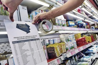 Precios Cuidados: Cabrera y Prat Gay se reúnen con empresas por la nueva canasta