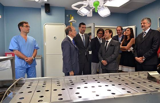 La provincia dejò inaugurada la morgue del Ministerio Público Fiscal