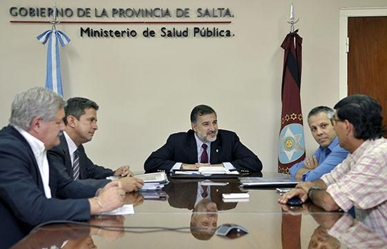 Ministros evaluaron los avances del refuerzo estival norte