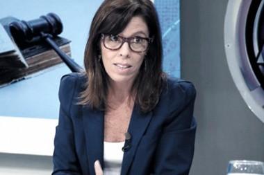 Alonso fue designada en la secretaría de Ética Pública y Lucha contra la Corrupción