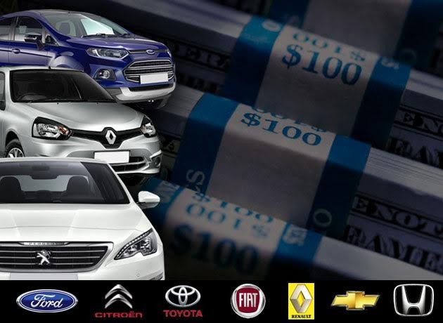 Los autos con precios superiores a los $350 mil le reducen el impuesto