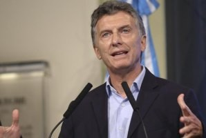 """Macri apuntó directo contra el senador Fuentes por el  cajoneo"""" de la reforma electoral en el Senado"""