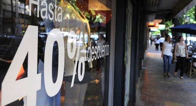 CAME: ventas minoristas cayeron 8,5% en noviembre