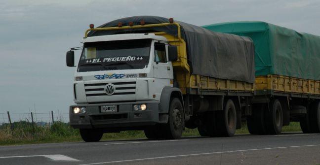 Los precios del transporte de carga aumentaron 36.3 % en los primeros once meses del año