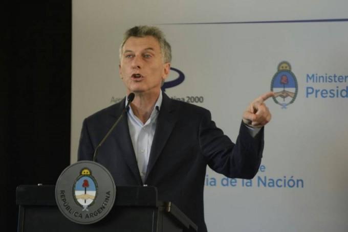 Mauricio Macri:La irresponsabilidad no es el camino