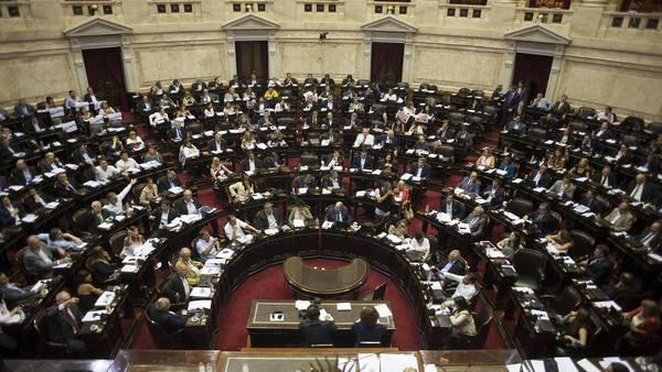El Senado no votó ley el 23-11 porque tocaba coparticipación
