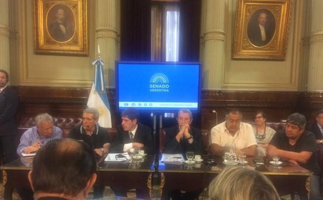 """La CGT pidió una """"mesa de diálogo"""" con el Gobierno para acordar ley de Ganancias"""