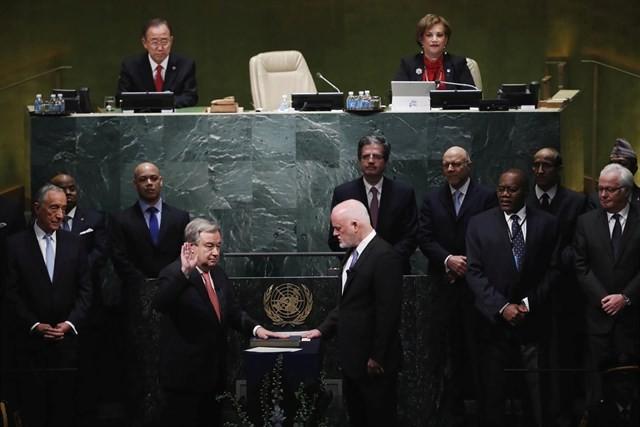 Guterres designó a la nigeriana Amina Mohammed como número dos de la ONU