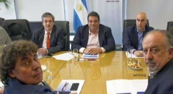 Reunión clave Gobierno-CGT por Ganancias