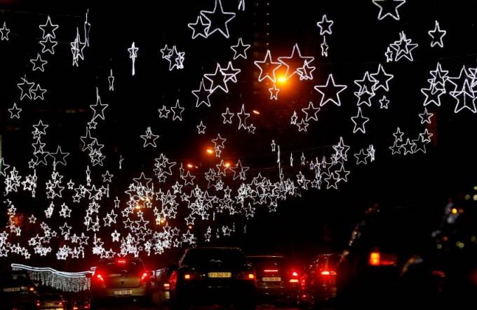 El mundo ya comenzó a festejar la Navidad