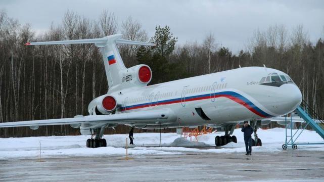 Mar Negro:Un avión ruso se estrelló y hay 92 muertos